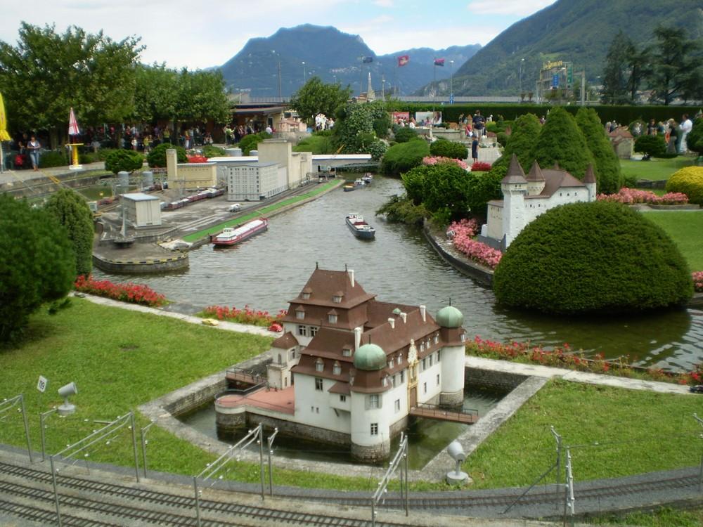 Svájc és Olaszország bűvöletében