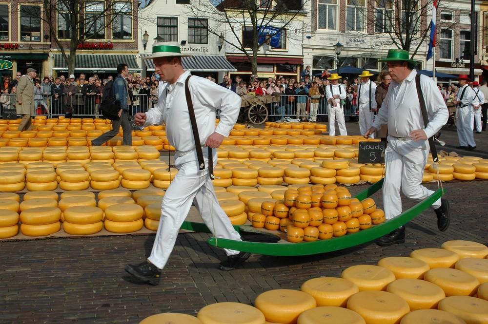 Benelux körutazás