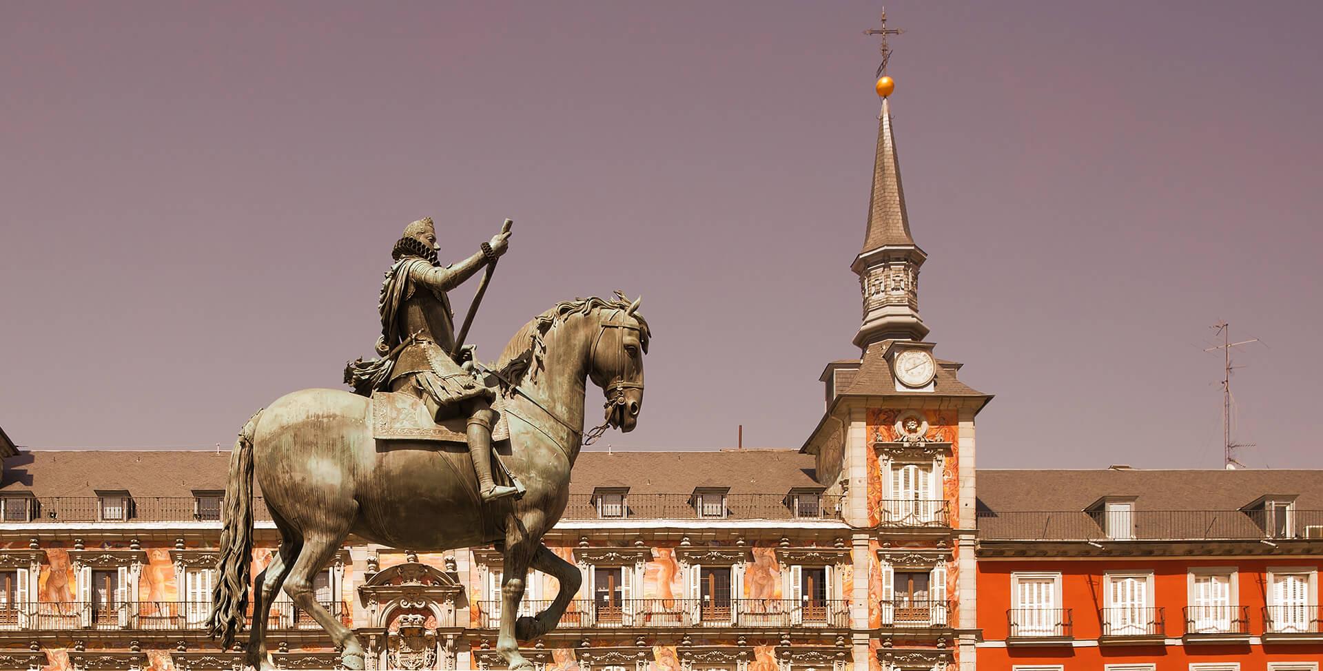 Kasztília varázsa - Madrid és Toledo