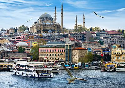 A Kelet mesés kincsei Törökországban
