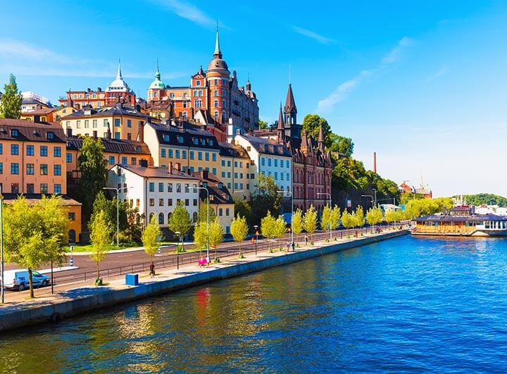 Stockholm - Helsinki - Szentpétervár