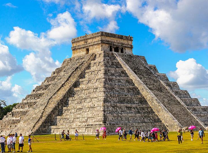 Mexikói körutazás, cancuni pihenéssel