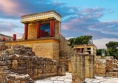 Kréta, a Minotaurus szigete és Athén