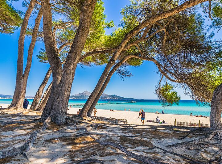 Mallorca, a mediterrán szigetek királynője