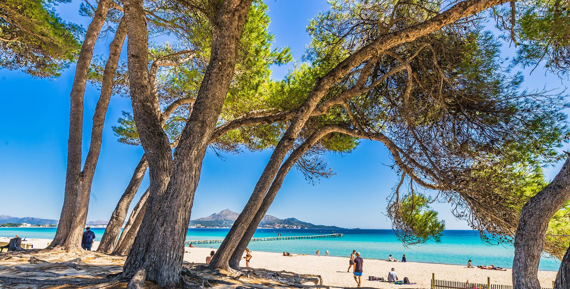 Mallorca, a mediterrán szigetek királynője4 csillagos szálloda