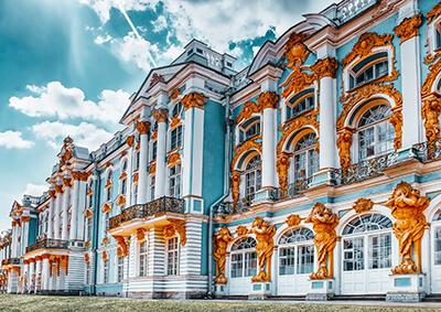 Az orosz cárok fővárosai
