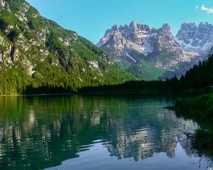 5 nap a csodás Dolomitokban