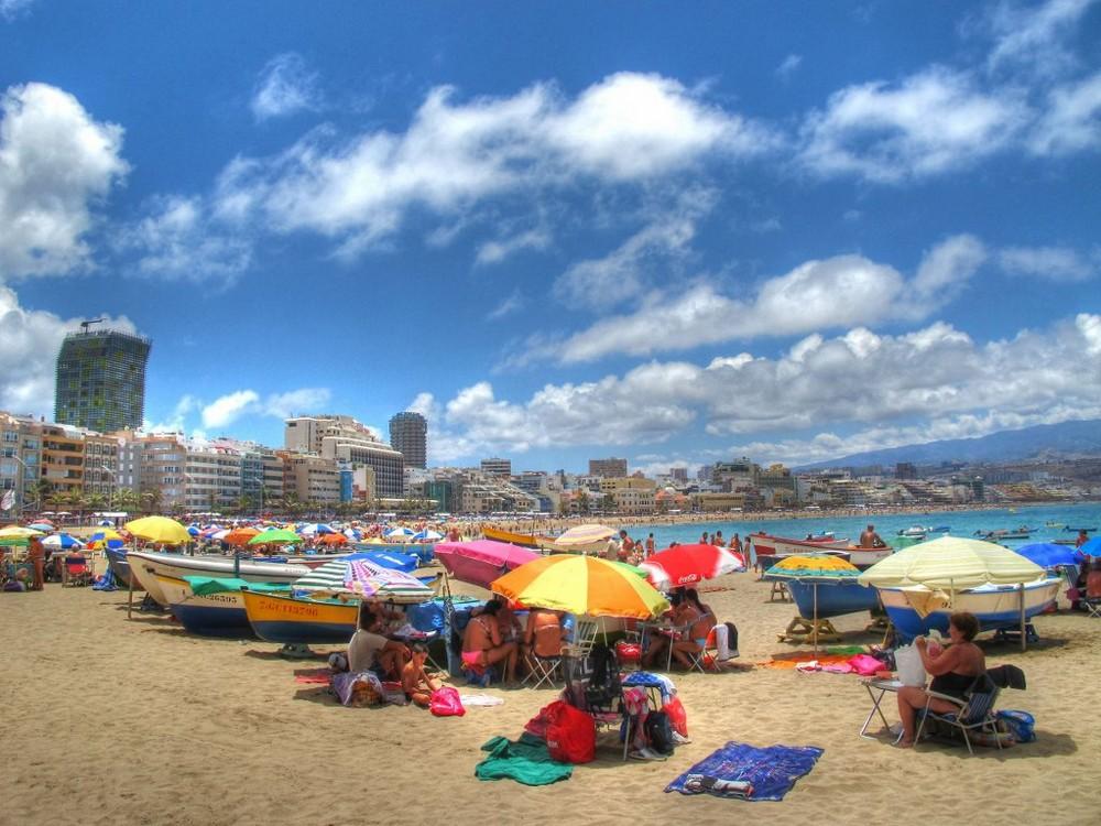 Tenerife és Gran Canaria