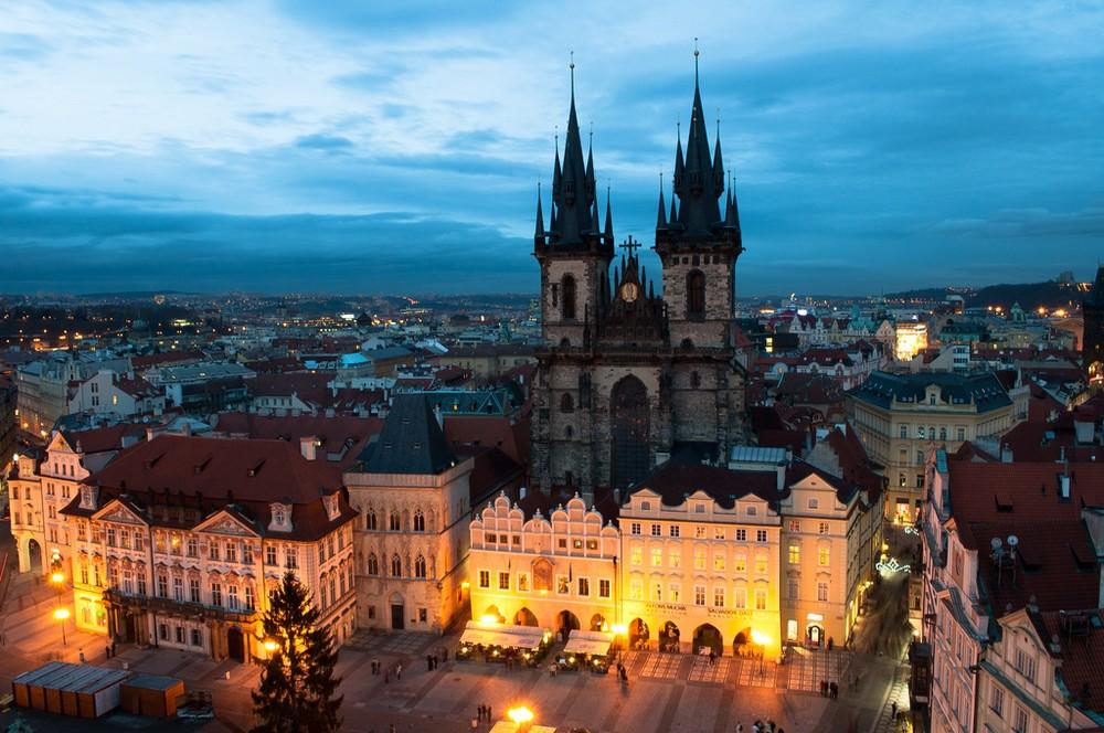 3 napos adventi út Prágába Brno érintésével