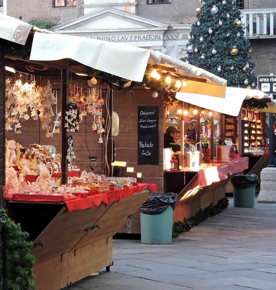 Verona, Padova és Vicenza mesés ünnepi fényei