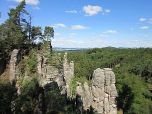 Cseh természeti kincsek