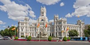 Barcelonától Madridig