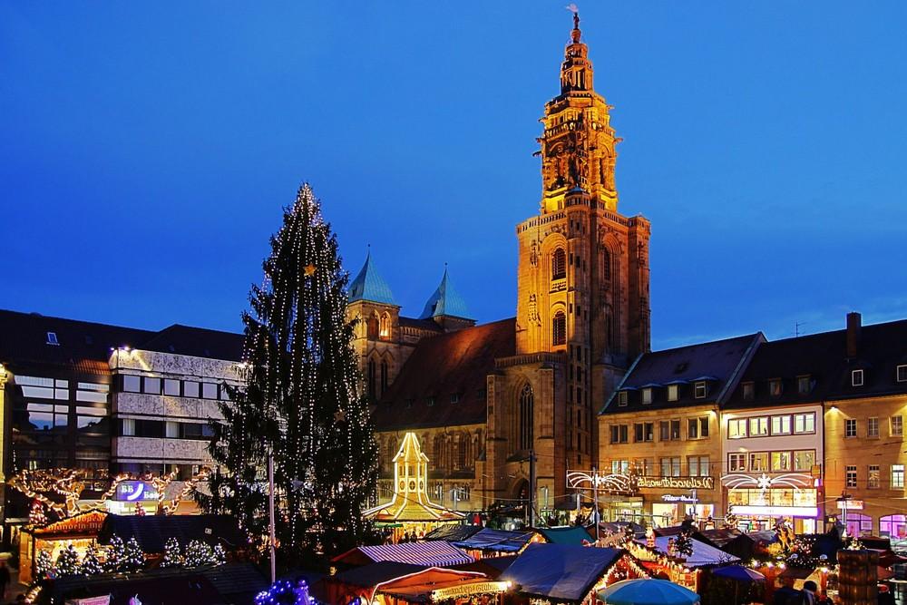 Bajorország ünnepi fényei