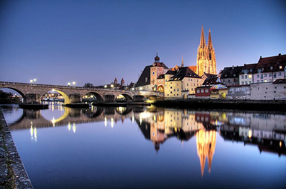 Bajorország ünnepi fényei3 csillagos szálloda