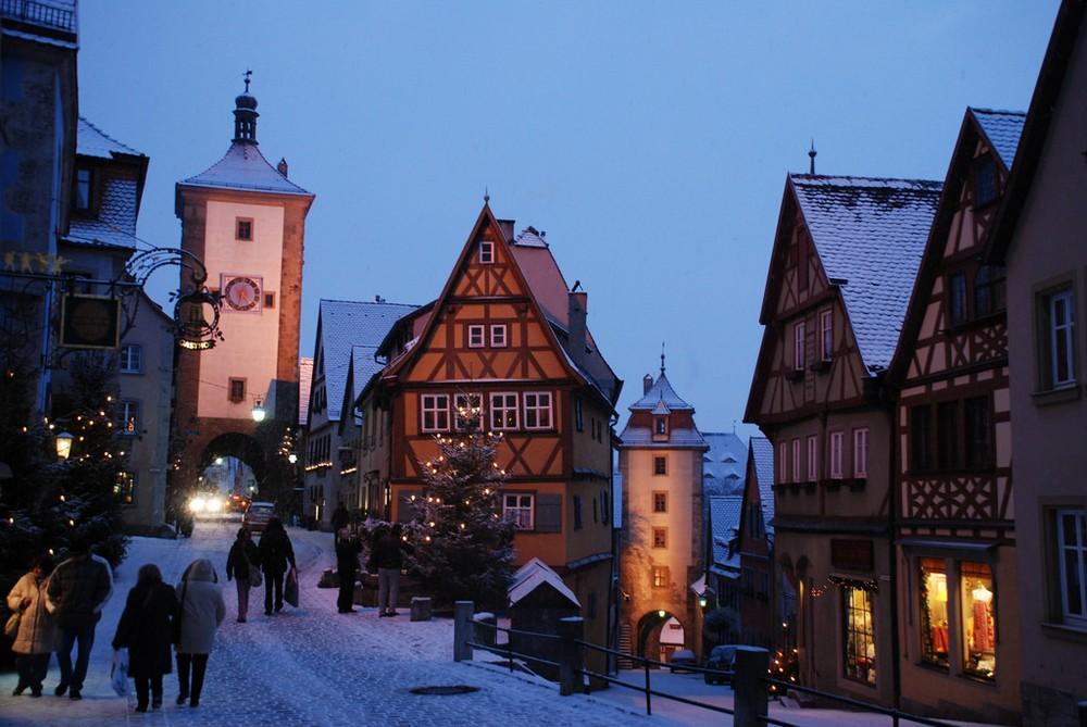 Németország legszebb karácsonyi vásárai