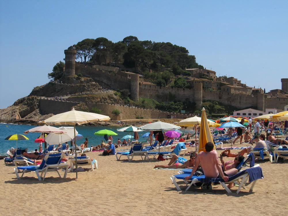Nyugat-európai körutazás spanyolországi nyaralással