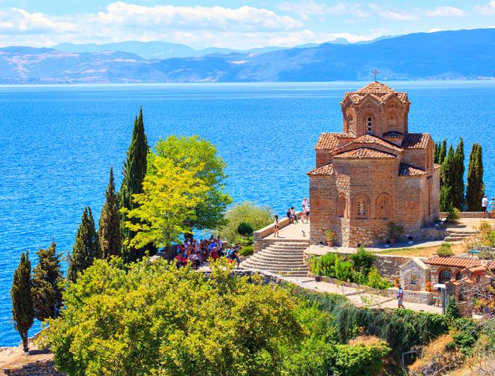 Albánia és Macedónia