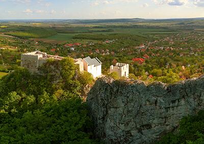 Túra és wellness a Bakonyban és a Balaton-felvidéken