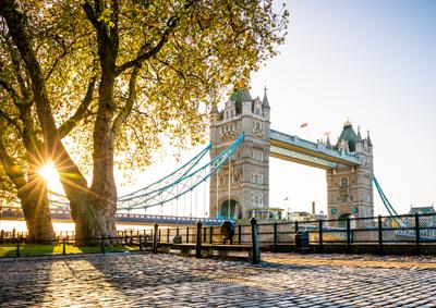 London és Közép - Anglia