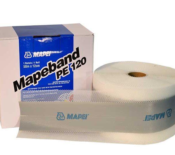 MAPEI Mapeband PE120 szalag 50m/tek BAUplaza Kft.