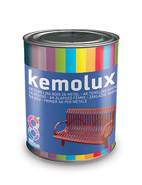 Kemolux AK alapozó szürke 2,5l BAUplaza Kft.