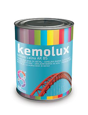 Kemolux AK- BS ipari alapozó vörös 2,5l BAUplaza Kft.