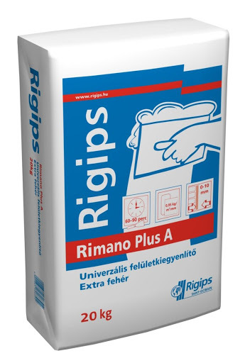 Rigips A plusz 0-10mm 20kg (50#) BAUplaza Kft.