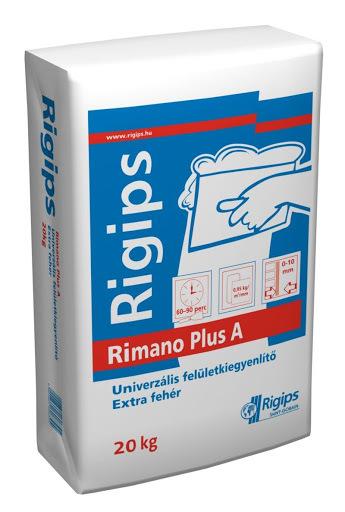 Rigips A plusz 0-10mm 20kg (50#) BAUplaza Kft.