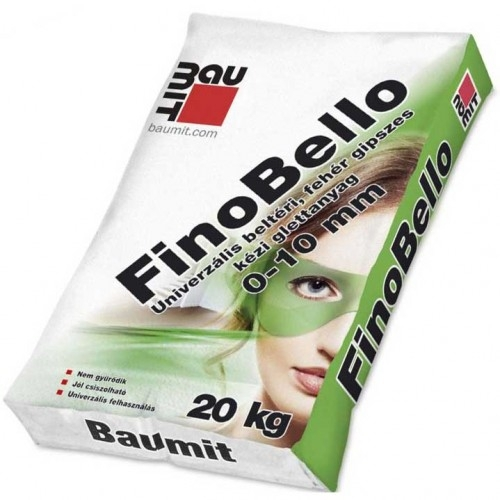 Baumit Fino Bello 20kg 0-10mm 54# BAUplaza Kft.
