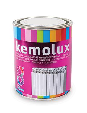 Kemolux radiátorzománc fehér 2,5l BAUplaza Kft.