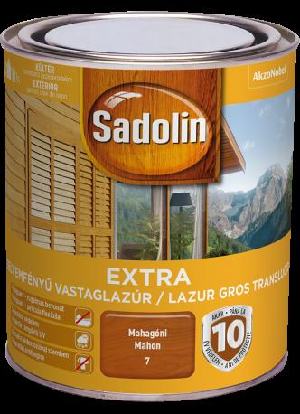 Sadolin extra merbau 2,5l BAUplaza Kft.
