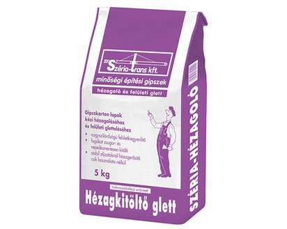 Széria glett hézagoló 5kg BAUplaza Kft.