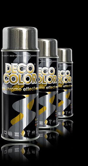 Deco Color koróm hatású ezüst 400ml BAUplaza Kft.