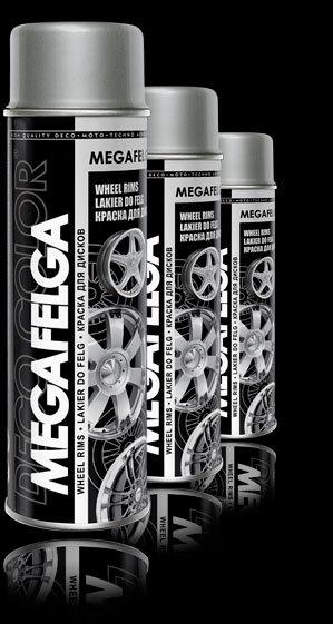 Deco Color Megafelga keréktárcsa ezüst 500ml BAUplaza Kft.
