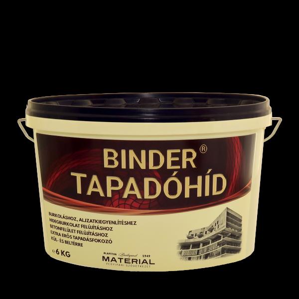 Binder tapadóhíd 6kg (6-10m2/kg) BAUplaza Kft.