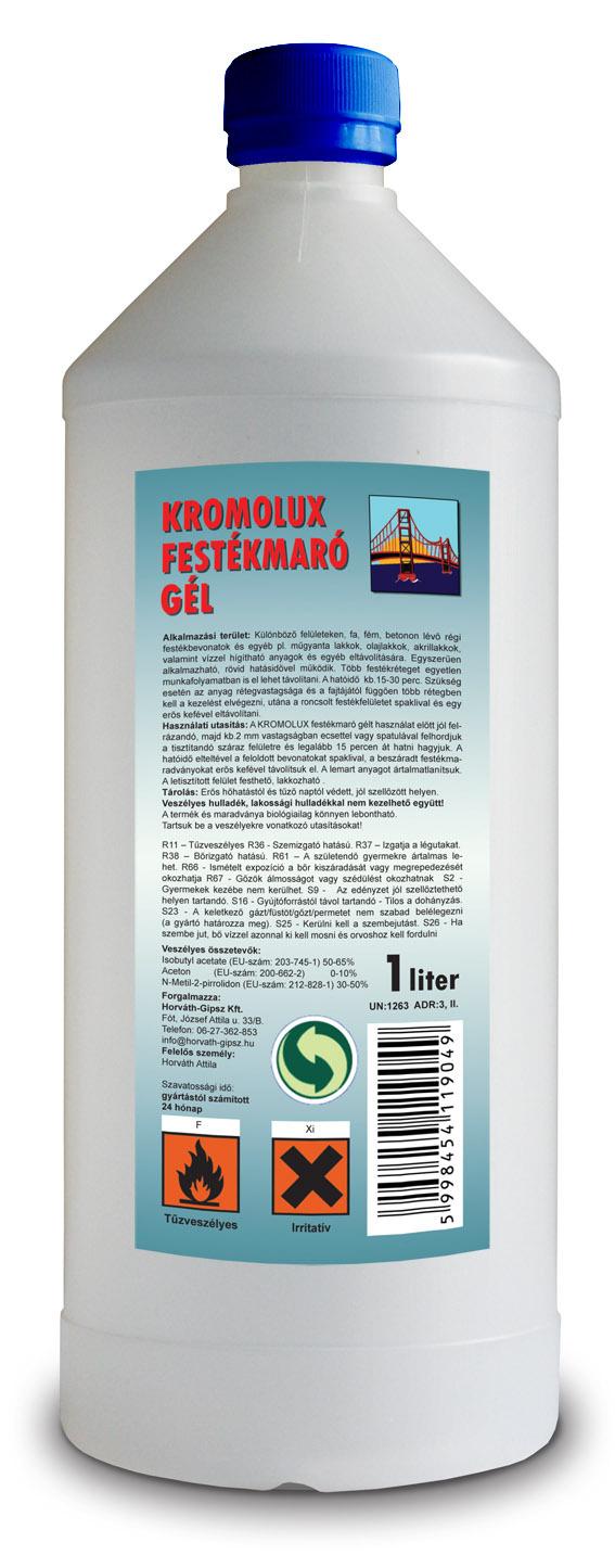 Kromolux Festékmaró 1l BAUplaza Kft.