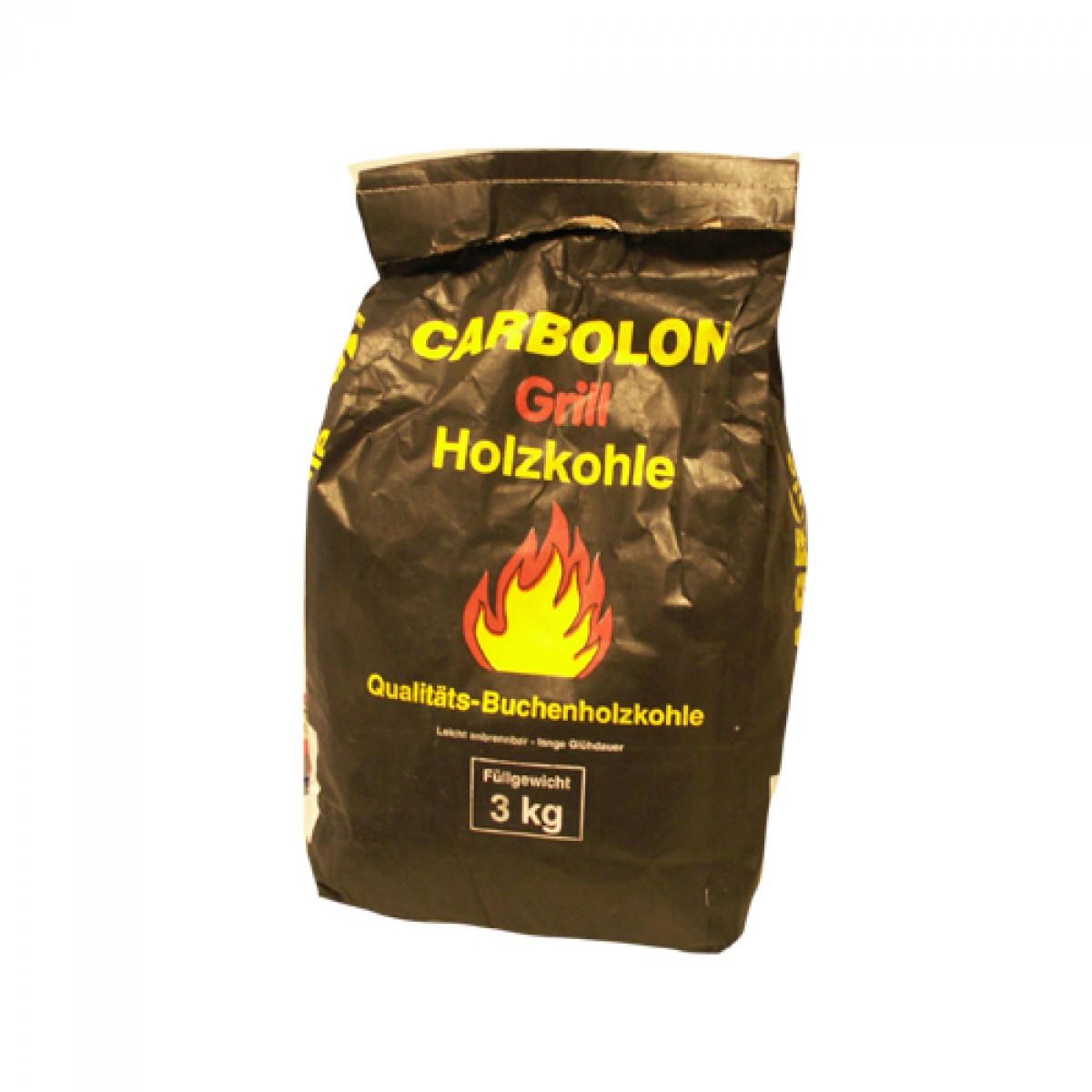 Faszén 3kg carbolon BAUplaza Kft.