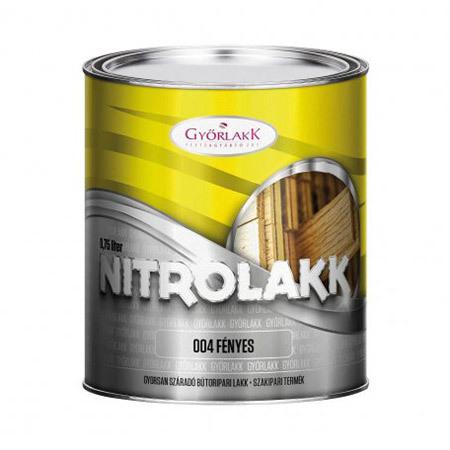 Nitrolakk 004 fényes 0,75l BAUplaza Kft.