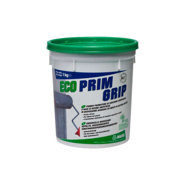 MAPEI Eco Prim Grip alapozó 1kg (Tapadóhid 0,20-0,30/kg/m2) BAUplaza Kft.