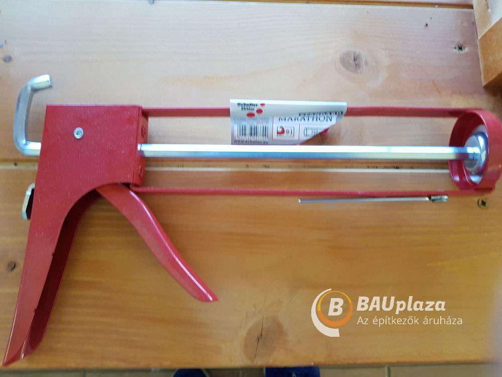Kinyomó pisztoly piros BAUplaza Kft.