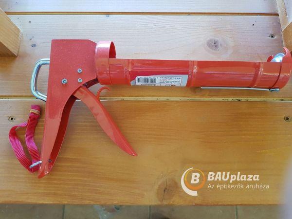 Kinyomó pisztoly piros zárt sch BAUplaza Kft.