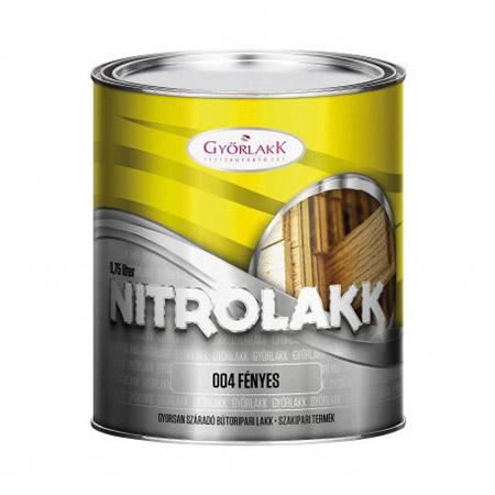Nitrolakk 004 fényes 5l BAUplaza Kft.