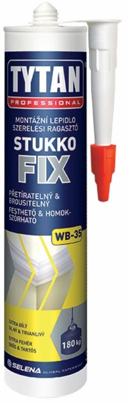 Tytan Prof. Stukkófix WB-35 festhető fehér 310 ml BAUplaza Kft.