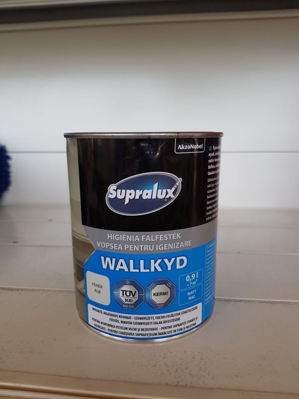 Wallkyd fehér 0,9l BAUplaza Kft.