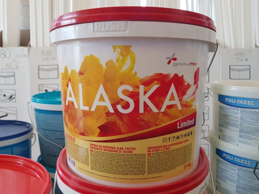Alaska Max beltéri falfesték 15l BAUplaza Kft.