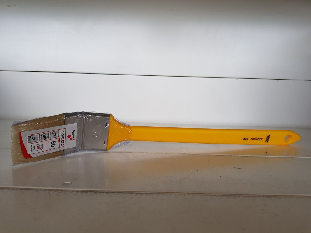 Radiátorecset 50mm műany sárga sch BAUplaza Kft.