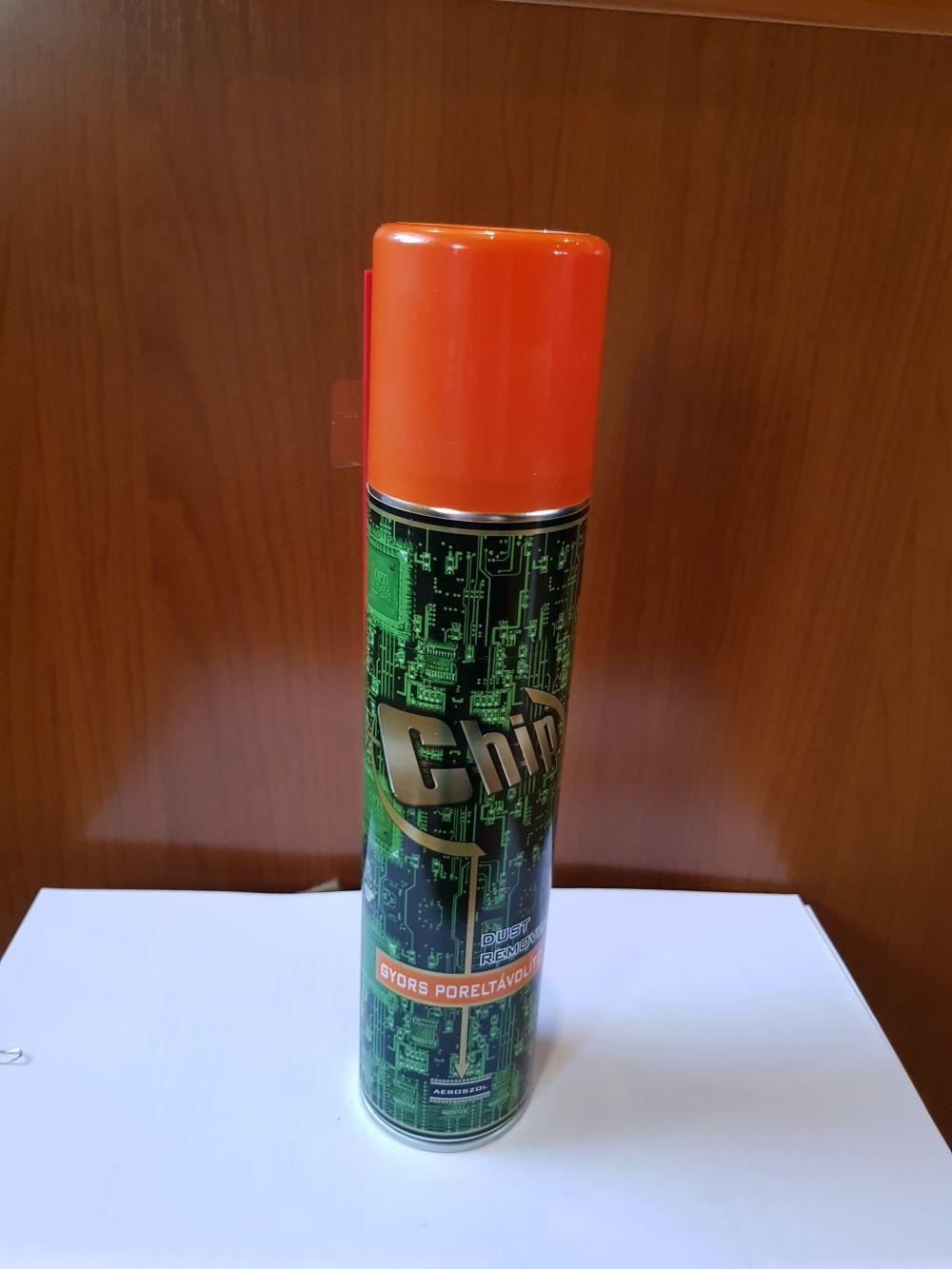 Chip poreltávolitó, sűrített levegő 300ml BAUplaza Kft.