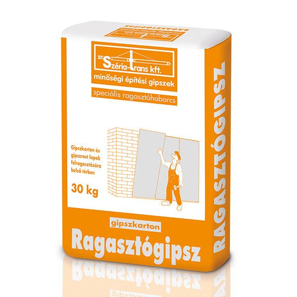 Széria ragasztógipsz (rifix) 30kg (40#) gipszkartonhoz BAUplaza Kft.