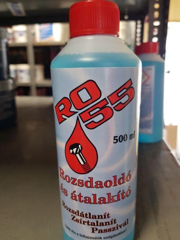 RO-55 rozsda átalakitó 0,5l BAUplaza Kft.