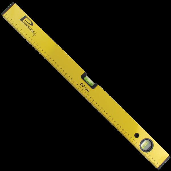 Vízmérték 200cm Powerline sárga BAUplaza Kft.